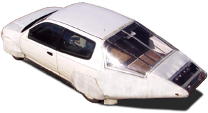 Aerocivic above view